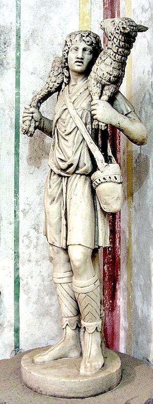 Good-Shepherd-Statue