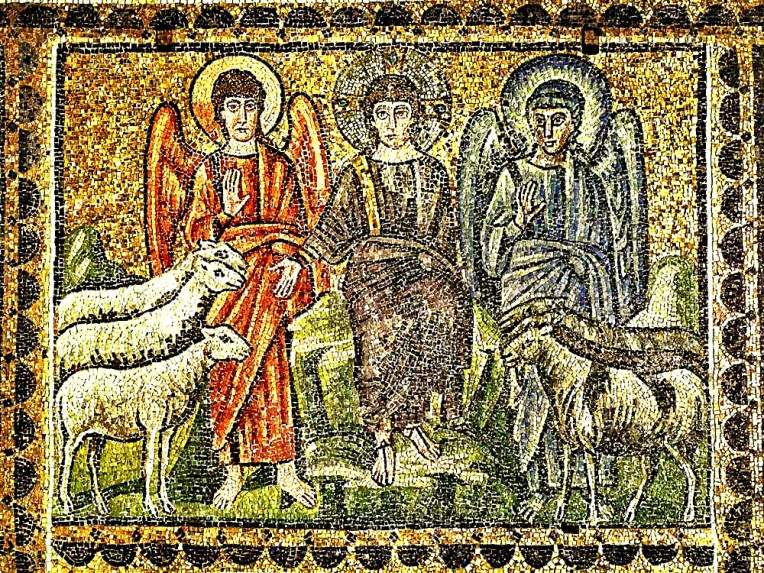 01-unknown-artist-christ-the-good-shepherd-basilica-di-santapollinare-nuovo-ravenna-italy-6th-century