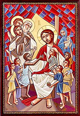 christ-and-the-children-(original-size)256x371