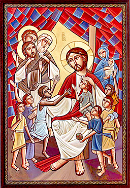christ-and-the-children-(original-size)256x371