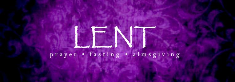 Lent-Banner