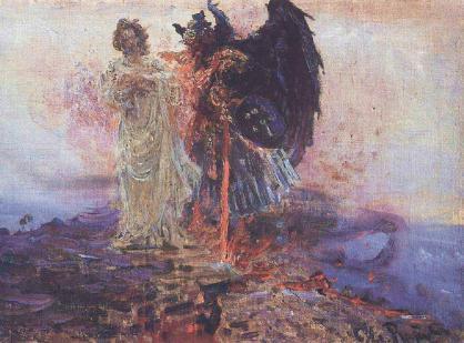 Ilya_Repin_Get_behind_me_Satan_1895